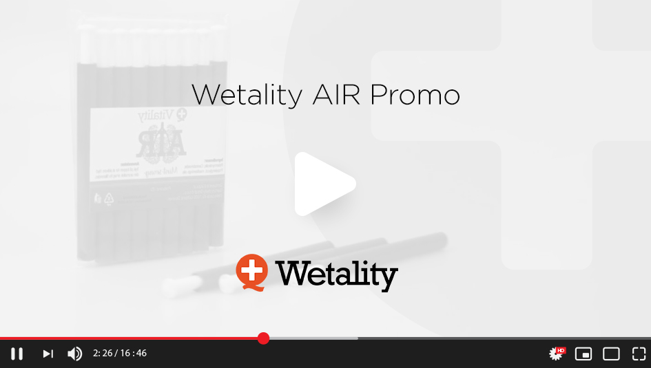 Wetality AIR Promo
