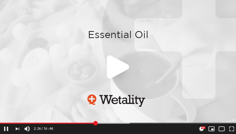 Wetality Essential Oils