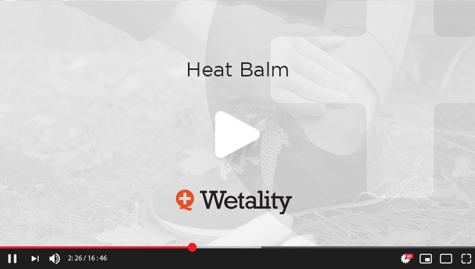 Heat Balm Video