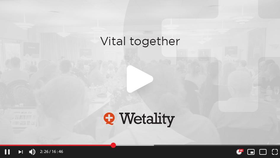 Wetality video presentation
