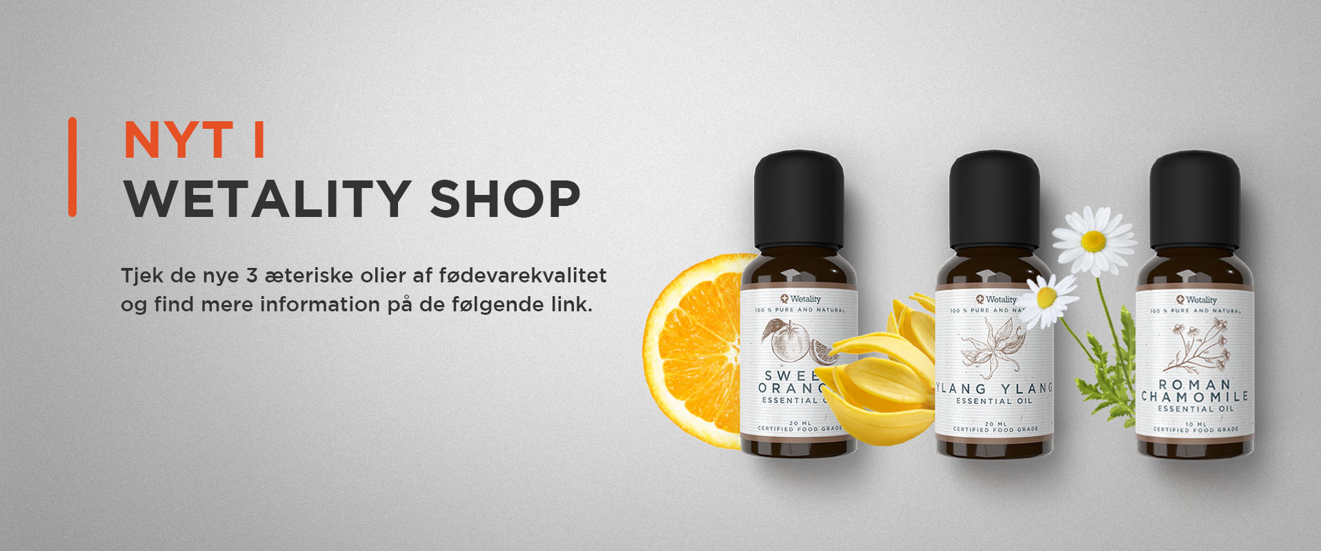 New essential oils