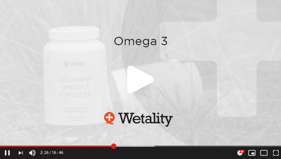 Vitality Omega3 Promo