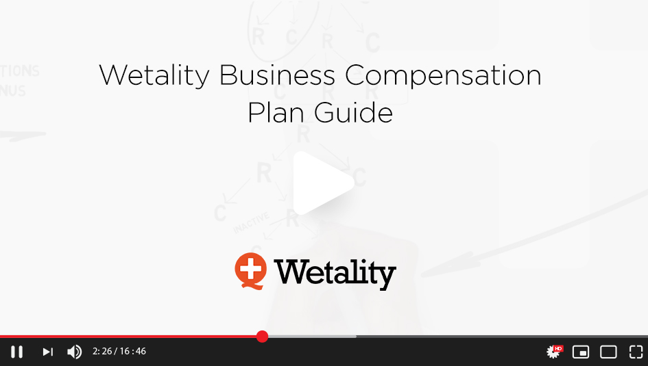 business compensation plan guide