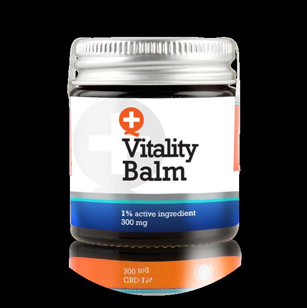 QVG Vitality Balm 1%