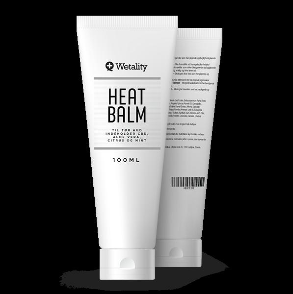 Wetality Heat Balm