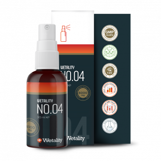 Wetality 30ml cbd Spray