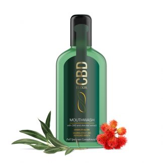 mouthwash with cbd