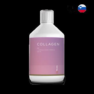 Collagen-vitamind