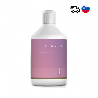 Collagen-vitamind