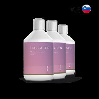 Collagen + vitamin d package