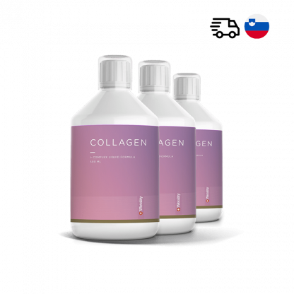 Collagen + vitamin d package