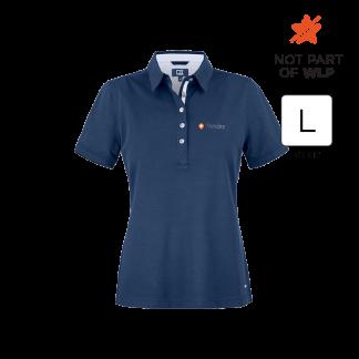 T-shirt-Polo-Dame-Size-L