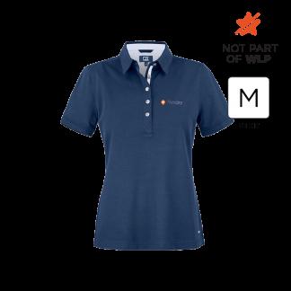 T-shirt-Polo-Dame-Size-M