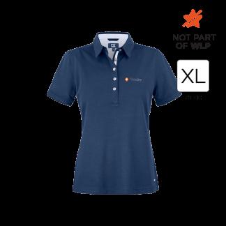 T-shirt-Polo-Dame-Size-XL