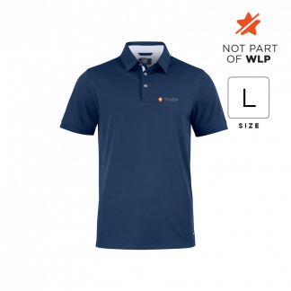 T_shirt-Polo-Herre-Size-L